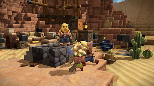 Dragon Quest Builders 2 su Playstation 4