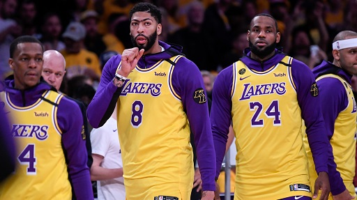 Playoff NBA: i Lakers domano Denver in Gara 1 di finale di Conference