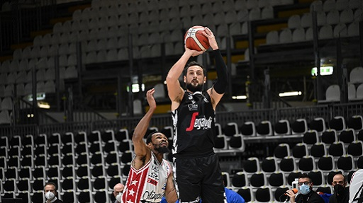 Basket, playoff Serie A: la Virtus stende Treviso 92-71 in gara 1