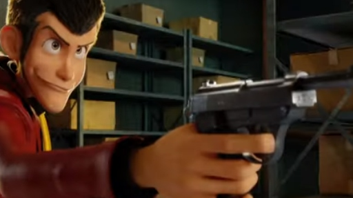 Lupin III, The First: arriva il film in 3D