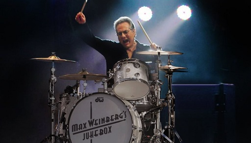 Max Weinberg's Jukebox: il batterista della E Street Band live in Italia