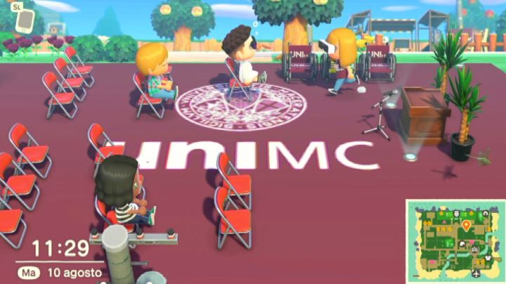 Videogame, l'ateneo di Macerata su Animal Crossing: New Horizons