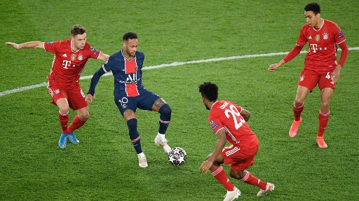 Il Paris Saint-Germain vola in semifinale