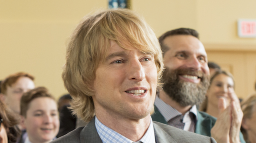 Owen Wilson protagonista di un action movie per famiglie