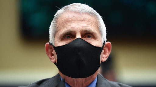 Anthony Fauci, direttore del National institute of allergy and infectious diseases