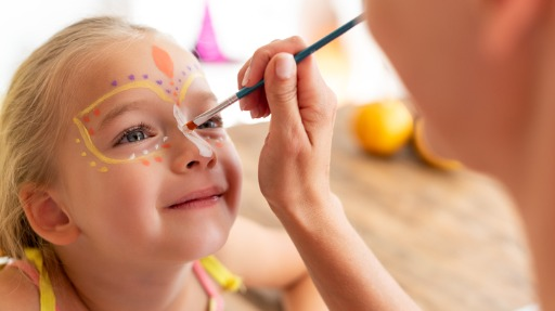 Face painting bambini: 10 idee