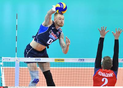 Volley maschile, Civitanova vede la finale scudetto