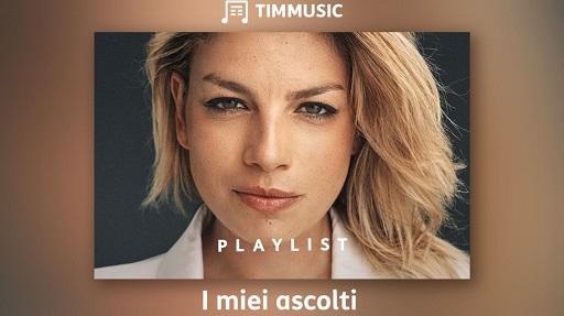 Emma Marrone TIMMUSIC
