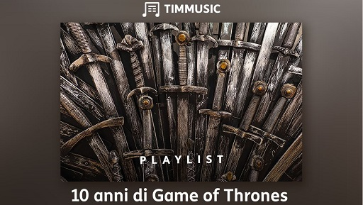 La playlist di TIMMUSIC dedicata al