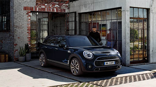 Ecco la nuova Mini Clubman Mayfair Edition