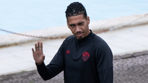 smalling-addio-roma-manchester-united