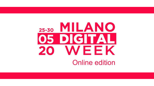 La Milano Digital Week online edition