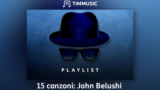 Playlist TIMMUSIC Jim Belushi