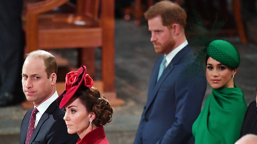 Litigi tra William e Kate: Meghan non c'entra