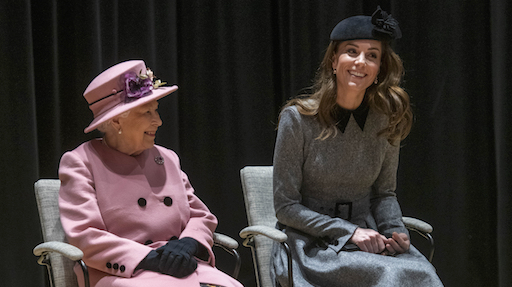 Royal influencer: Queen Elizabeth e Kate in testa
