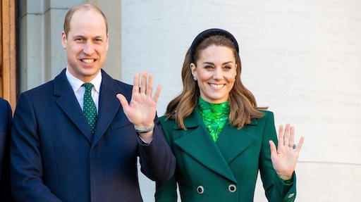 Kate Middleton si è commossa in diretta