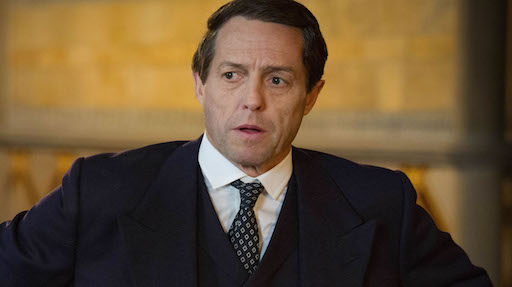 """A very english scandal"", una miniserie con Hugh Grant su TIMVISION"