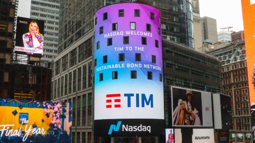 TIM nel Nasdaq Sustainable Bond Network