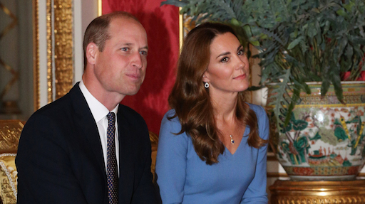 Kate Middleton regina del riciclo