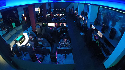 eSport Palace, primo compleanno all'insegna del gaming