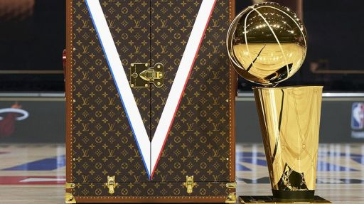 Louis Vuitton e NBA, la capsula collection