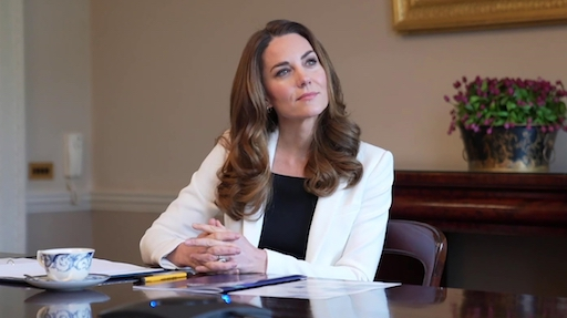 Le emoji preferite da Kate Middleton