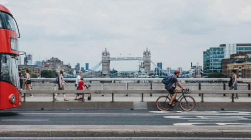 Weekend a Londra in bicicletta, dove andare