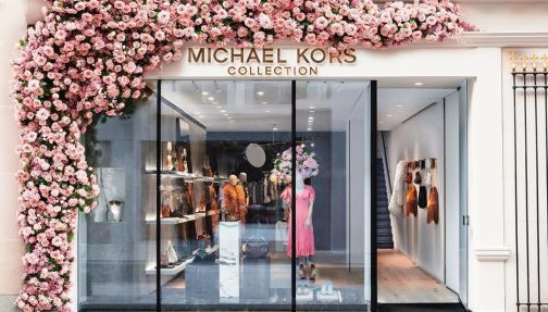 Michael Kors Collection, il nuovo store a Londra
