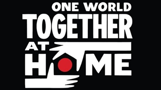 One World Together At Home TIMMUSIC