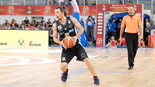 Basket, Serie A: Trento piega Cremona all'overtime 85-83