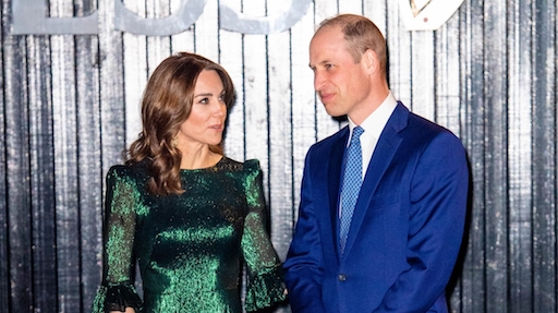 La Pasqua di Kate Middleton e del principe William